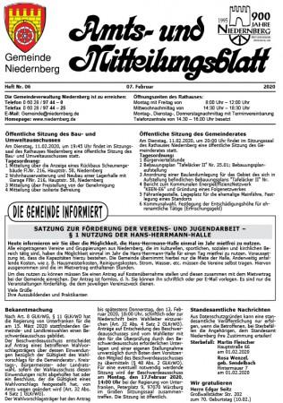 Thumbnail: Amtsblatt_NBG_06-2020_Onlineabo.600x450-aspect