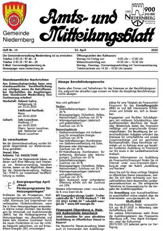 Thumbnail: Amtsblatt_NBG_14-2020_Onlineabo-1.600x450-aspect
