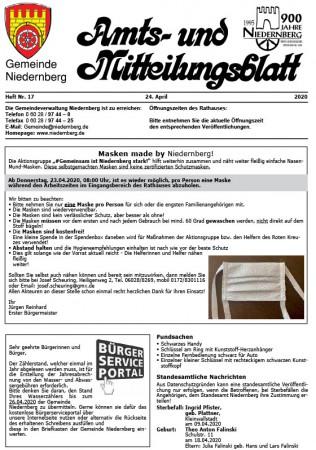 Thumbnail: Amtsblatt_NBG_17-2020_Onlineabo-1.600x450-aspect