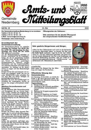 Thumbnail: Amtsblatt_NBG_18-2020_Onlineabo-1.600x450-aspect