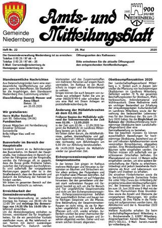 Thumbnail: Amtsblatt_NBG_22-2020_Onlineabo-1.600x450-aspect
