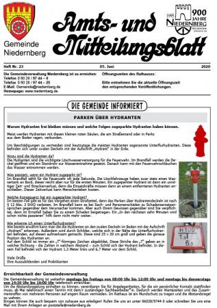 Thumbnail: Amtsblatt_NBG_23-2020_Onlineabo-1.600x450-aspect