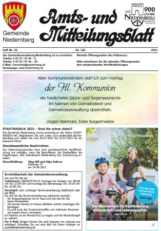 Thumbnail: Amtsblatt_NBG_26-2021.600x450-aspect