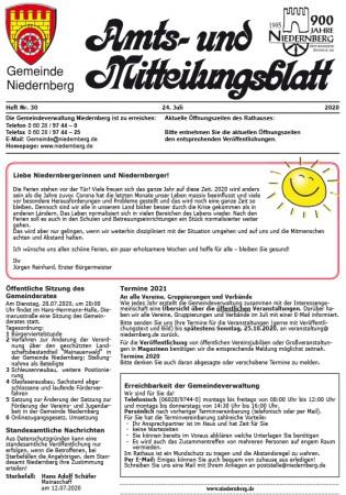 Thumbnail: Amtsblatt_NBG_30-2020_Onlineabo.600x450-aspect