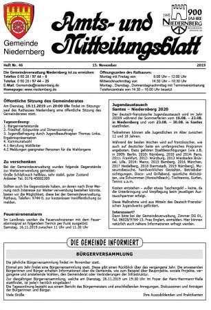 Thumbnail: Amtsblatt_NBG_46_Onlineabo-1.600x450-aspect